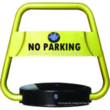 intelligent parking space protector/parking lock