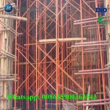Bewegliches Rahmen-System-Baugerüst für Afrika-Markt