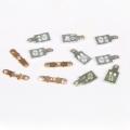 Хорошее качество LC1-D1208 12A CE AC электрический вакуум серебряная точка электрические 12a 220 В cjx9 электрический мешок Контактор питания Цена