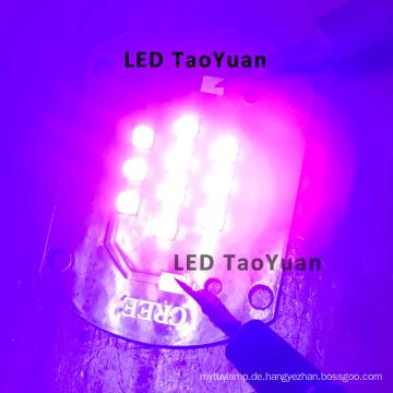 LED und UV Licht 365nm, 395nm 25W Neu