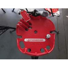 HONGLI H401vise for pipes (Rothenberger )