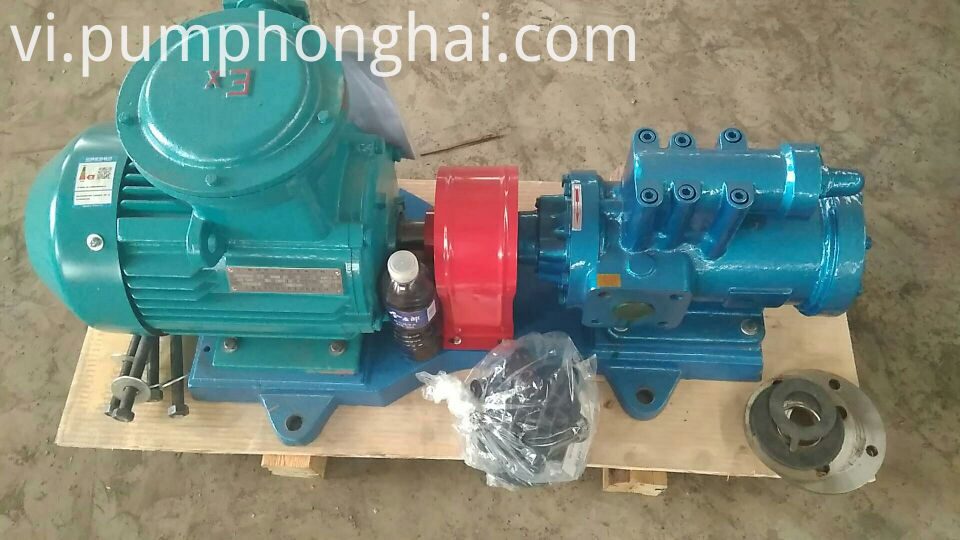 screw oil pump