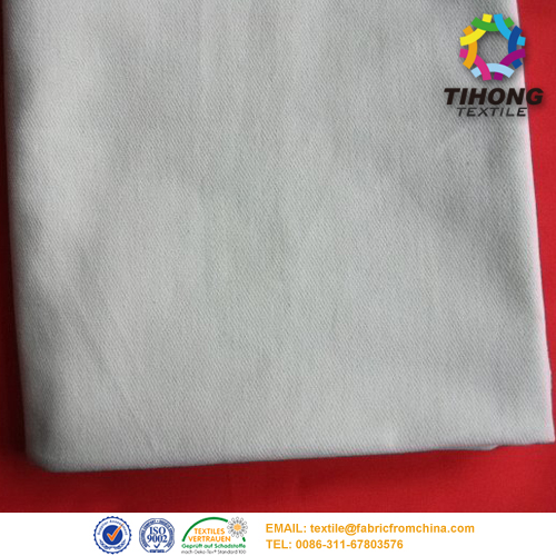 twill workwear uniform fabric