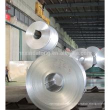 Aluminum closure coils 8011 DC