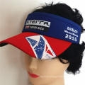 2016 Embroidered Sport Cap Sports Visor