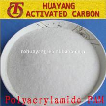floculante de poliacrilamida catiónica para el tratamiento de aguas residuales