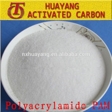 floculant de polyacrylamide cationique pour le traitement des eaux usées