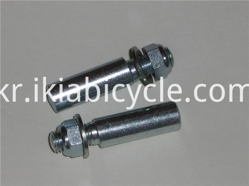 Steel Bike Parts Crank Cotter Pin