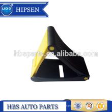 2 pièces nouveau support de cale de roue de pliage de conception pour le véhicule