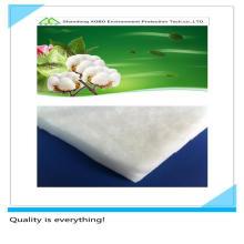 высокий мягкий 100% чистый хлопок иглопробивной ватин для детские салфетки