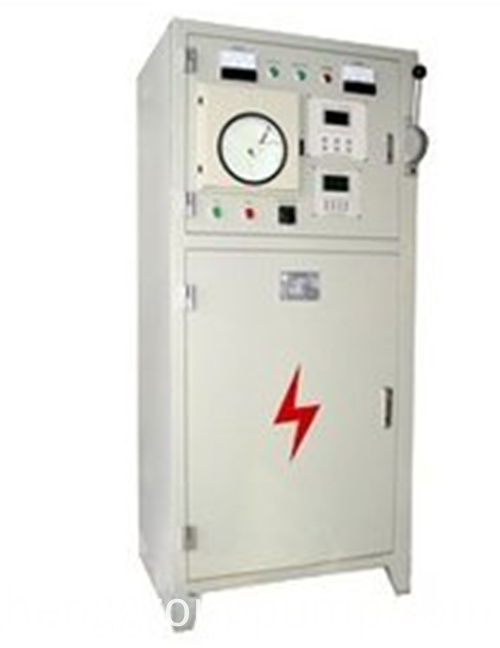 Electric submersible pump unit control cabinet