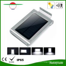 46 LED Ultra-Thin Solar Security Light for Garden Outdoor Path
