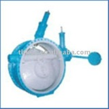 double disk buffering check valve
