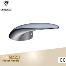 Chrome Zinc Alloy Tap Faucet Handle