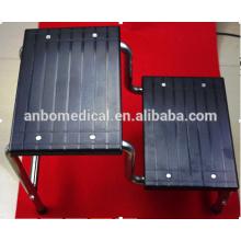 Muebles de hospital !!! Taburete de plataforma de plástico