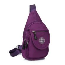 VAGULA beliebte lila Brust Taschen (HL6023)