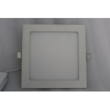 9W AC95-240V blanco LED mini panel de luz