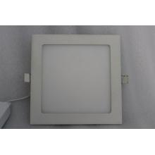 9W AC95-240V branco LED mini painel de luz