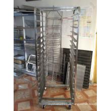 Kühlwagen für Bäckerei