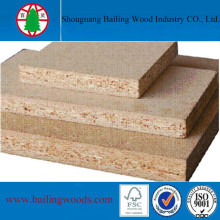 Bailing1823 High Quality E1 Grade Raw Chipboard
