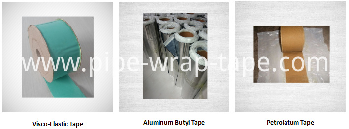 Butyl Rubber Anti-corrosion Tape