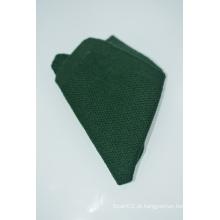 Quadrado de bolso fino de lã para homens