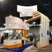 custom booth for trade show, design trade show exhibition booth design portable