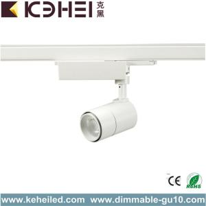 Éclairages de piste de Dimmable 12W LED DALI Systerm