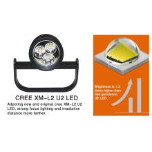 Самый лучший продавать H01slim в пользе проблесковый свет канистры водолаза пользы перезаряжаемые