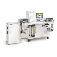 Etiketteninspektionsmaschine Zjp-N8033