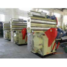Stainless Steel Spb Economic Ring Die Pellet Feed Mill Machine With Low Noise Hkj35d