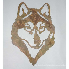 Metall Tier Form Wanddekoration zum Verkauf