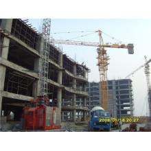 Grúa de elevación para trabajos de construcción por Hstowercrane