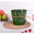Balde de água de esmalte qualidade Sunboat / balde de água