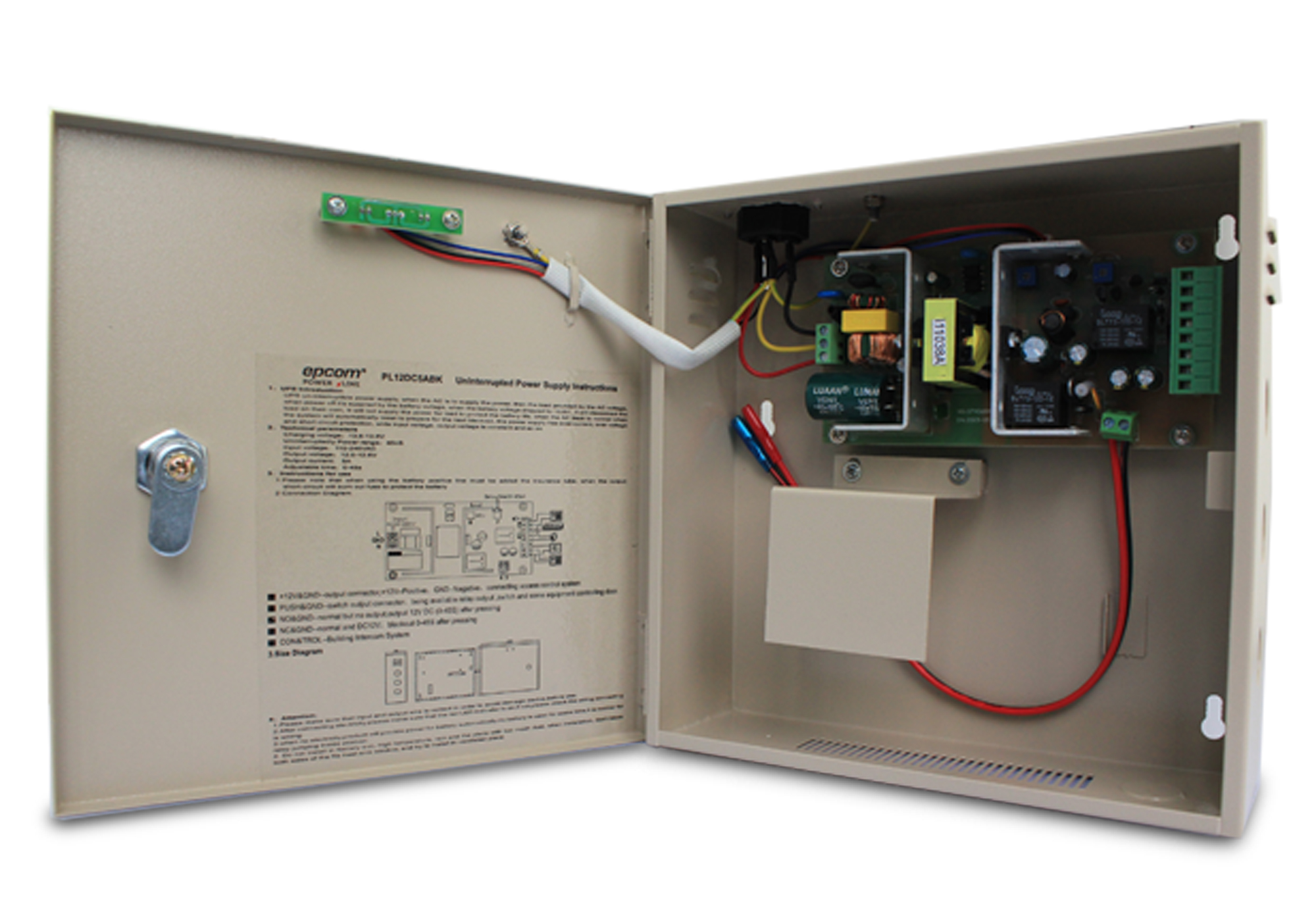 CCTV UPS Power Supply