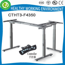 2015 Foshan Möbel Stahlrohrrahmen Computer mit Querlatte