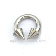 Nose Hoop Ring Indian Nose Piercing Jewelry