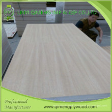 Supply 3A Grade 1.8-3.6mm Ep Teak Fancy Plywood From Linyi