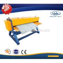 Bobina de acero máquina de corte de buena calidad de bajo precio