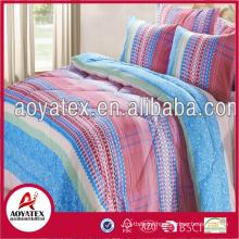 100% polyester photo print bedding set,home goods bedspread,new design bedroom set
