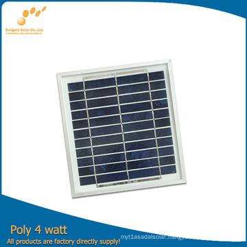 4W Mini Polycrystalline Solar Panel (SGP-4W)