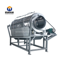 Drum sieve rotary screens machine with high quality