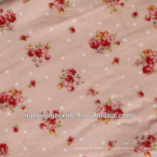 Double-layer Cotton Woven Garment Home textile Printed Fabric