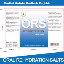 High-Quality Oral Rehydration Salts
