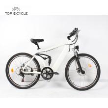 Asiento de pedal ebike bicicleta eléctrica Bicicleta de montaña eléctrica 2017