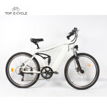 Pedal assisstance ebike bicicleta elétrica Mountain bike elétrica 2017