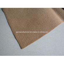 Geotextil de color marrón / marrón usado en Gabion o Geopot
