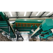 rubbish sorting machine, Urban garbage sorting equipment, Household refuse sorting production line