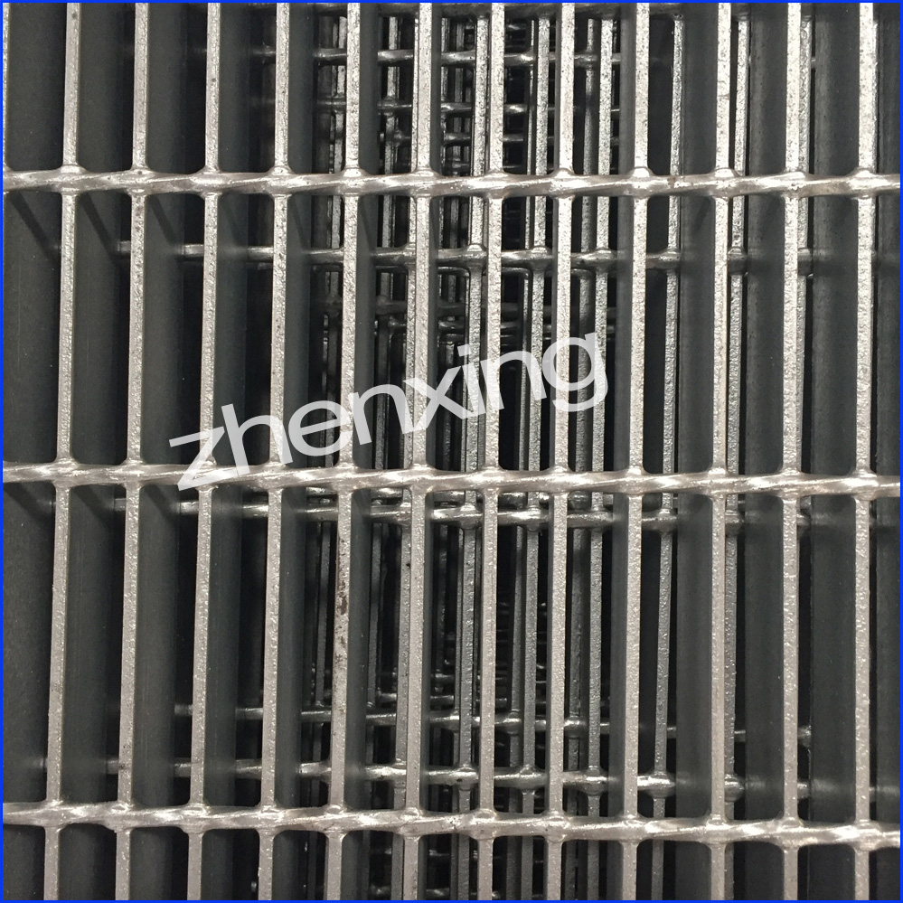 Pressure-Welded Steel Grid