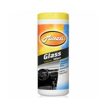 Lingettes nettoyantes pour vitres pour voitures de nettoyage en profondeur